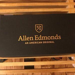 Allen Edmunds Lafayette Park Black. Handcrafted.